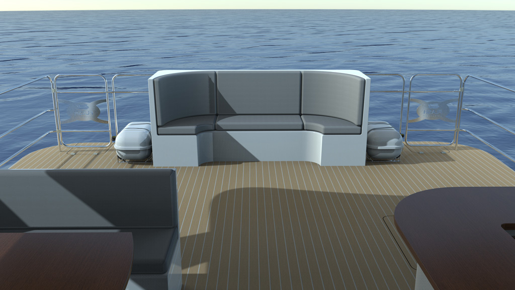 Flash Catamarans 45 Passenger