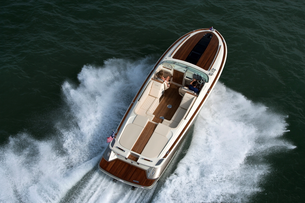 Chris Craft Corsair 34