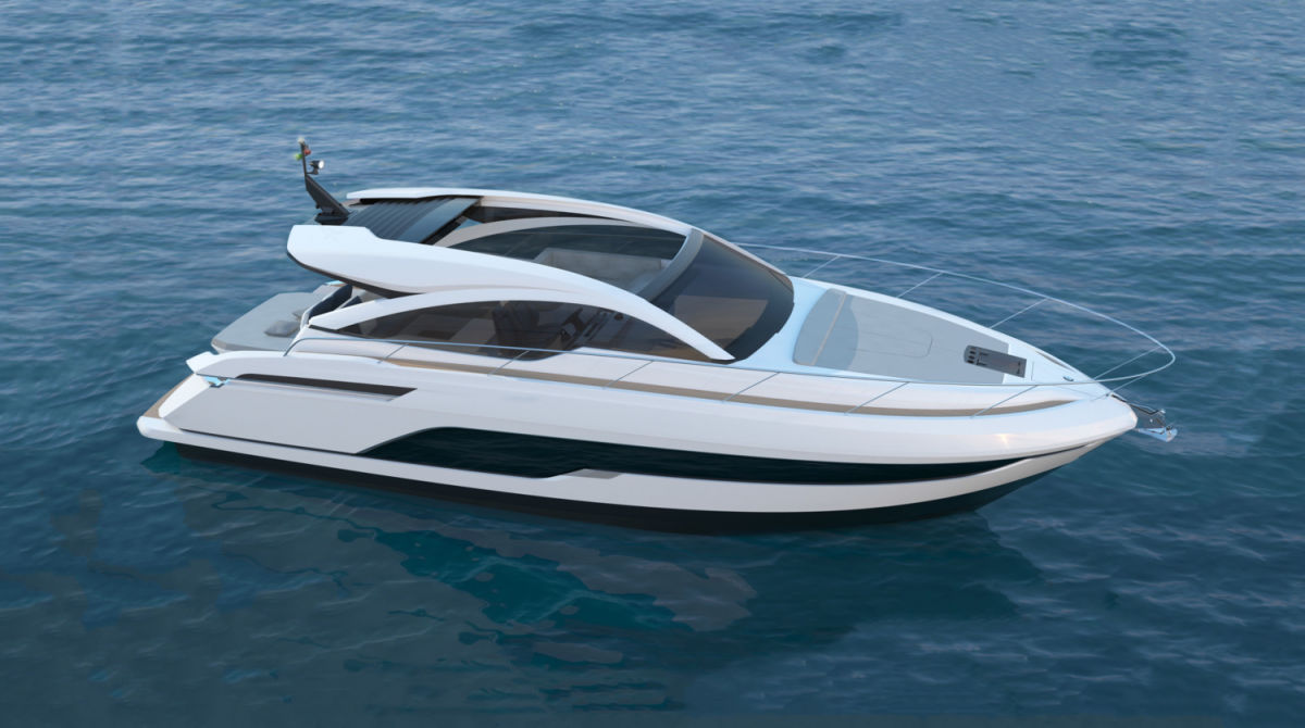 Fairline Targa 43 Оpen
