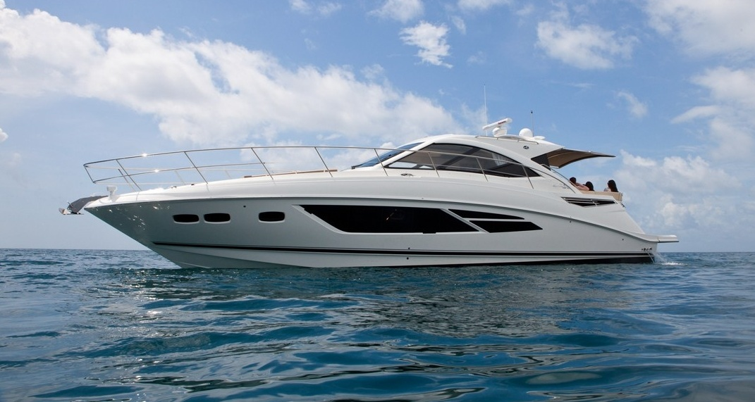 SeaRay Sundancer 510 Signature