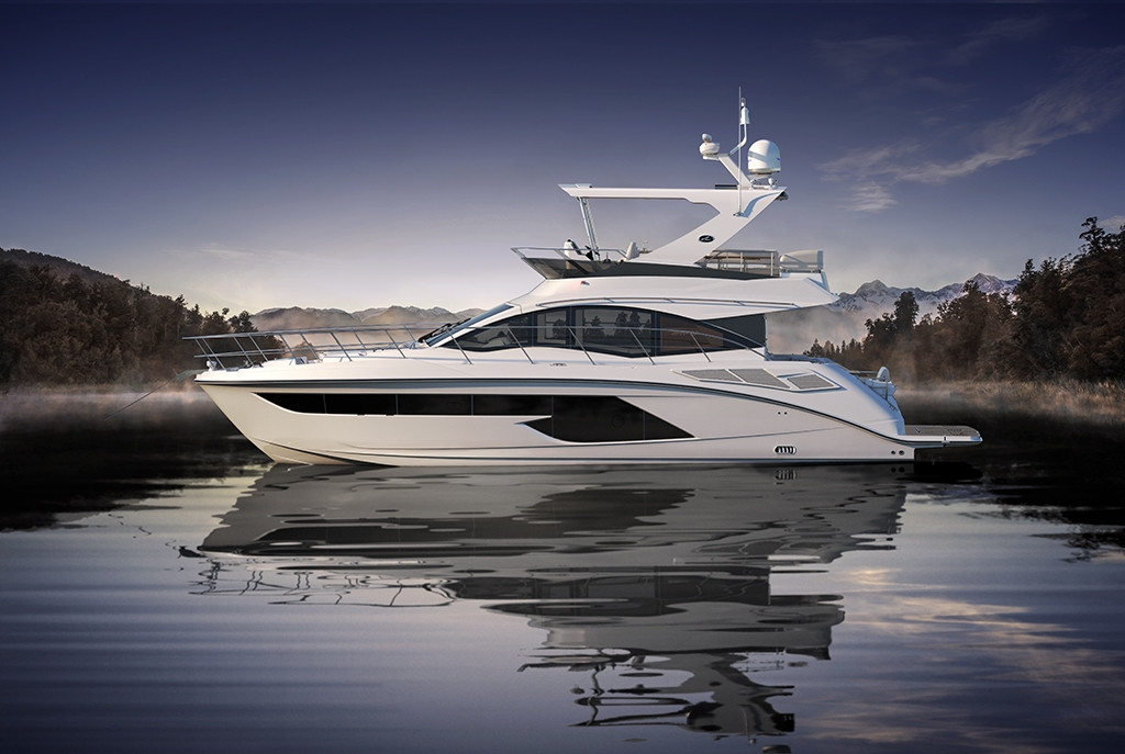 SeaRay Fly 520