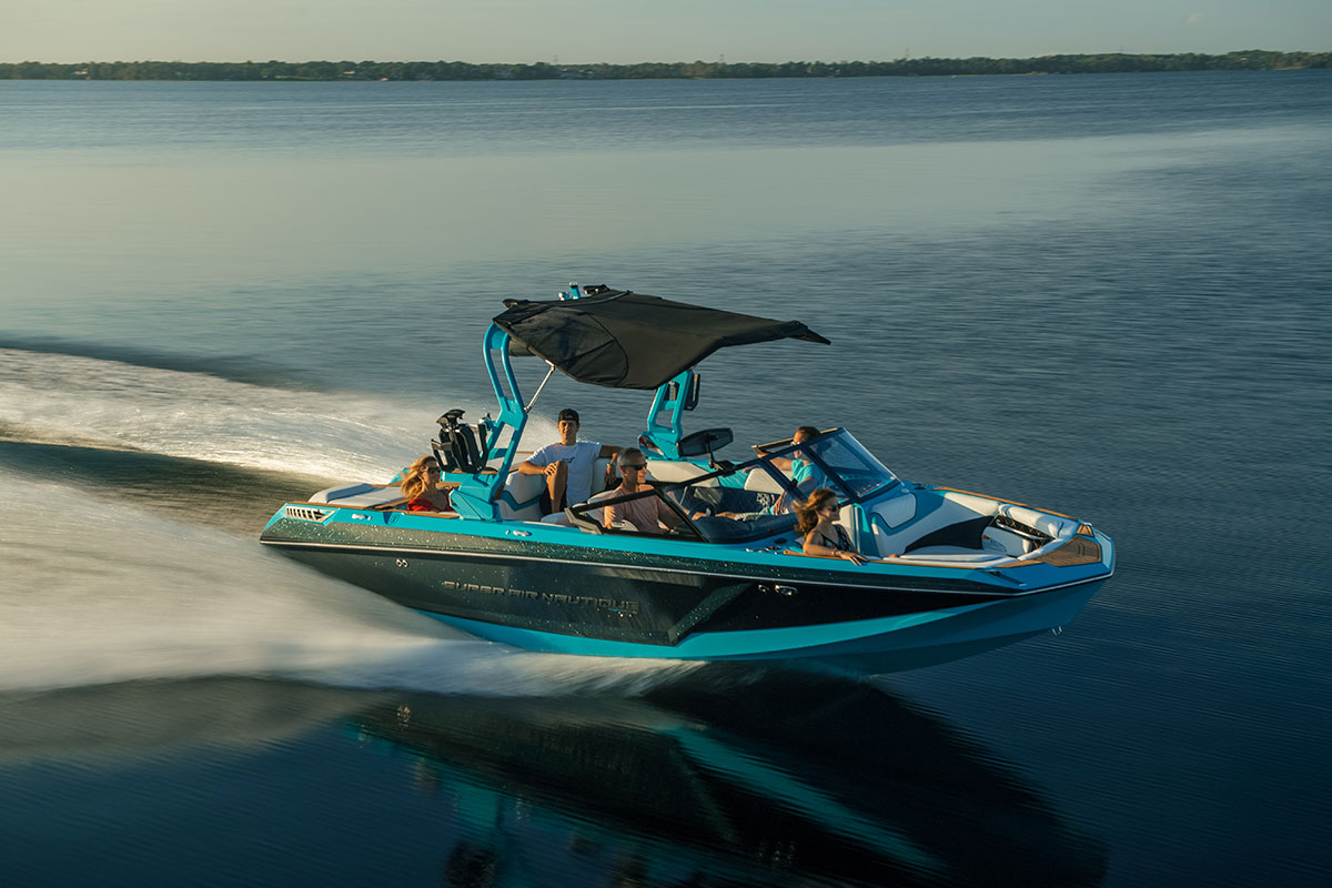 Super Air Nautique GS22E