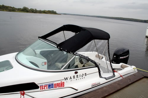 Fi-Glass Warrior Outboard