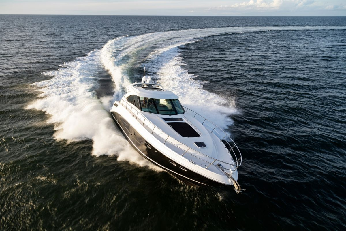 SeaRay Sundancer 540