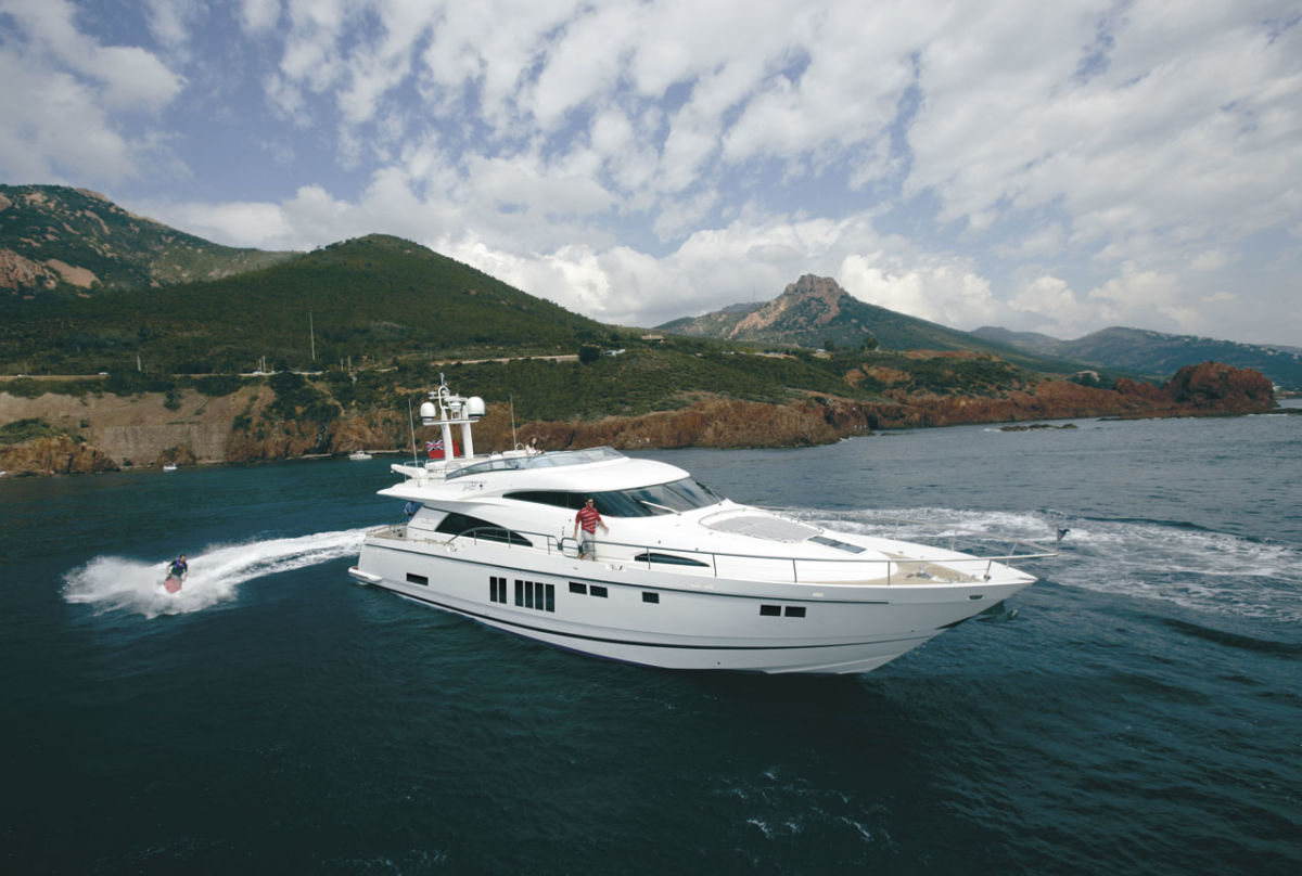Fairline Squadron 78 Custom