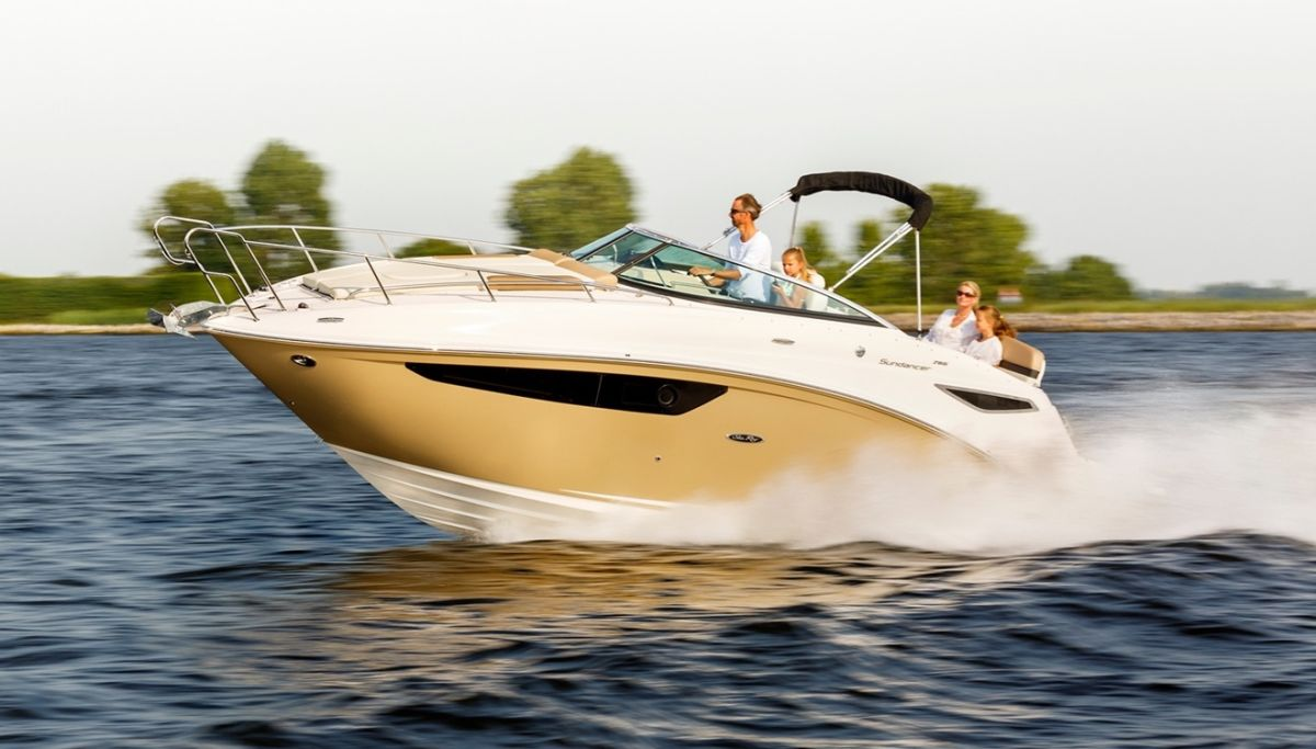 SeaRay Sundancer 265