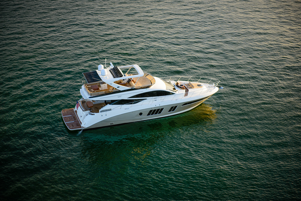 SeaRay L650 Fly