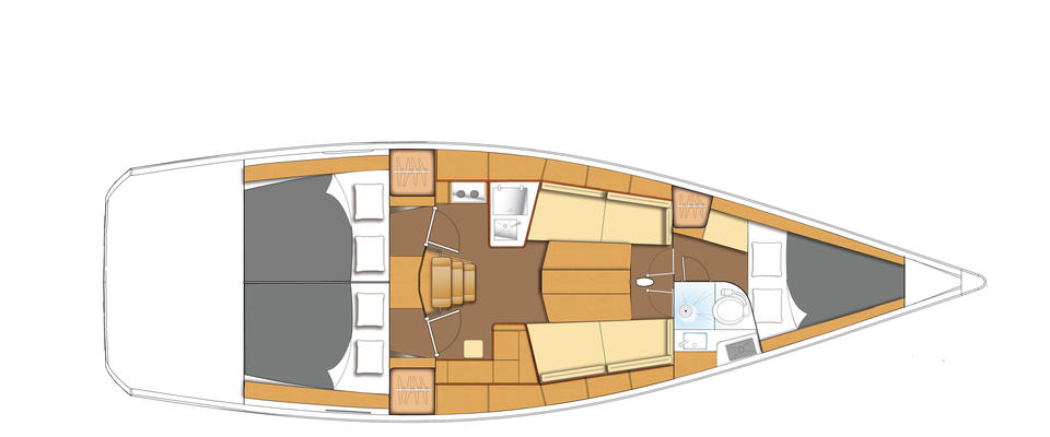 Beneteau First 40 Carbon Edition