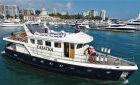 Аренда и прокат яхты 18м в Сочи