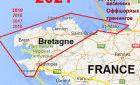 Навигационный тренинг в Северо-западной Франции (Северная Бретань)