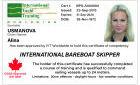 Яхтенная школа курс Bareboat Skipper