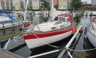 """Яхта-мотосейлер """"Адажио-27"""""""