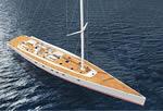 Еще одна суперъяхта строится на верфи компании Baltic Yachts