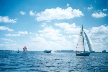 аренда лодок финский залив