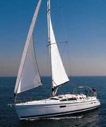 Новая модель яхты HUNTER 410